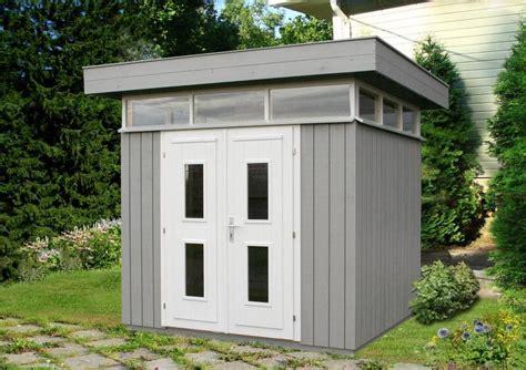 gartenhaus holz modern gartenhaus modern grau fleur sams gartenhaus shop
