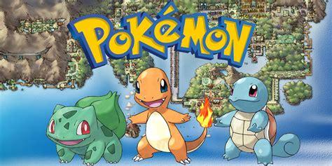 Pokemon Fan Recreates Original Pokemon Sprites | Game Rant