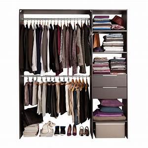 Comment Faire Un Dressing : comment r aliser un rangement dressing bricobistro ~ Dailycaller-alerts.com Idées de Décoration