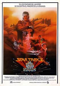 Star Trek: The Movies images Wrath Of Khan Posters ...