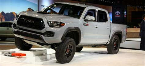 2017 Toyota Tacoma Trd Pro Specs, Features, And Release Date