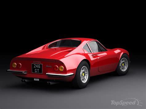 1969  1974 Ferrari Dino 246 Gt  Picture 321454 Car