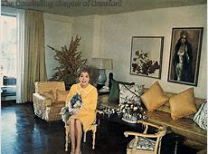 Joan Crawford S New York Apartment Pictures to Pin on