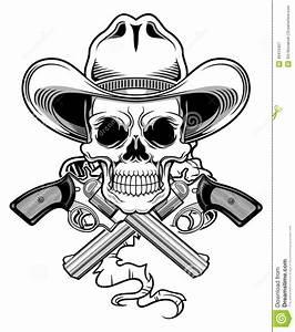 Outlaw Cowboy Skull | www.imgkid.com - The Image Kid Has It!