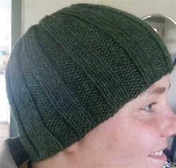 Free Knitted Beanie Hats Knitting Pattern