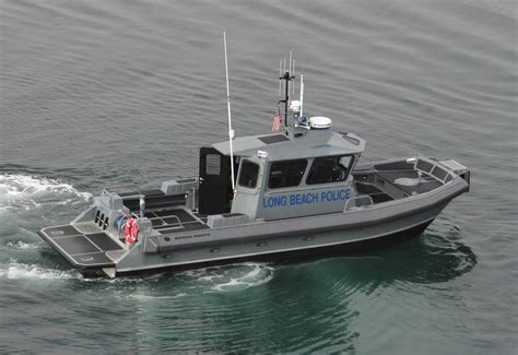 Moose Boats moose boats delivers two patrol vessels