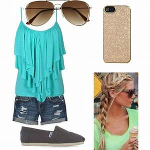 Summer outfit | Cute Outfits, Shoes, & Accessories | Pinterest