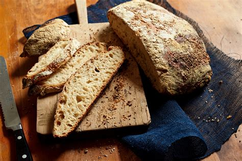 sourdough no knead bread recipe nyt cooking