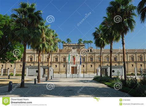 parliament andalusian
