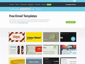 the ultimate guide to email design webdesigner depot With cool html email templates