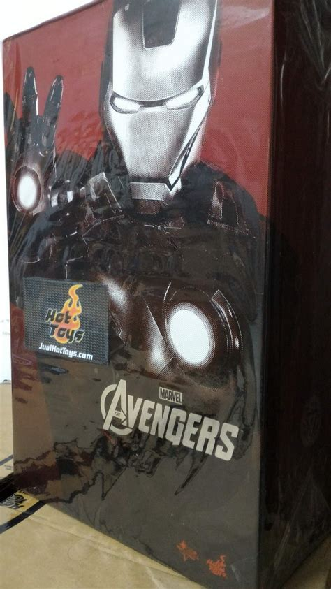 Hot Toys Iron Man Mark Vii 7 Mms185