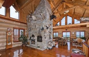 Log Cabin Homes for Sale California