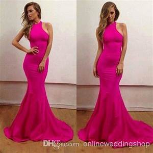 2014 Gorgeous Cheap Mermaid Prom Dresses Halter Strap High