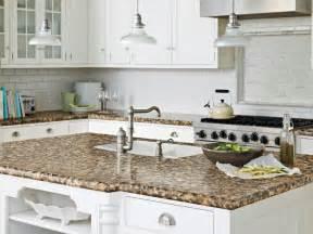 kitchen counter tops ideas laminate kitchen countertops pictures ideas from hgtv hgtv