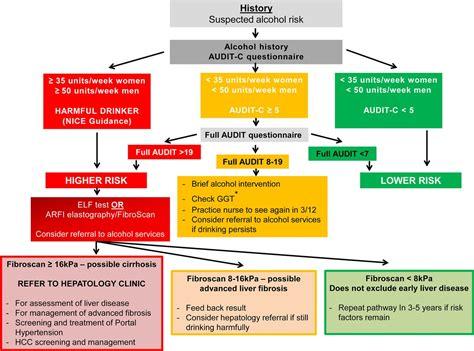guidelines   management  abnormal liver blood tests