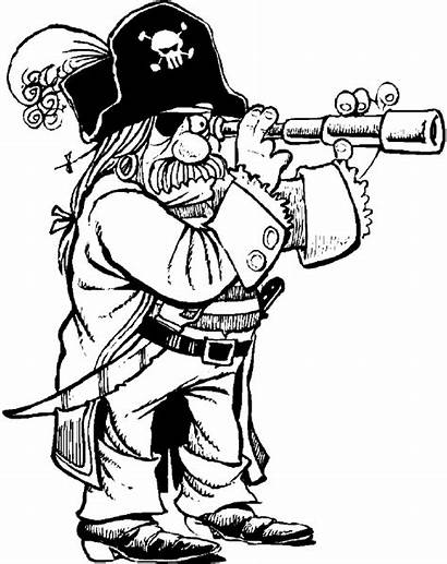 Pirate Pirates Coloriage Texas Personnages Piraten Coloring