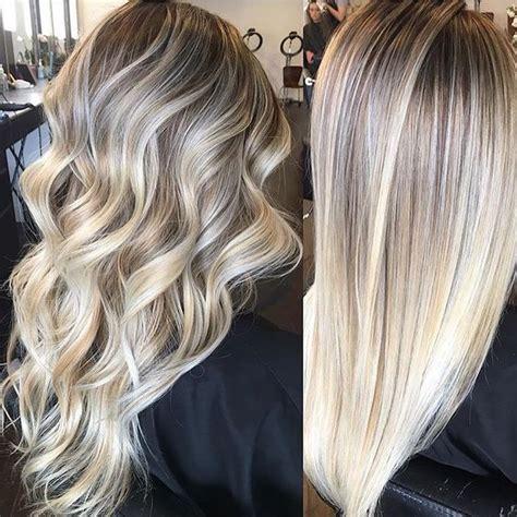 braun blond ombre welche haarfarbe passt zu mir tipps ideen und viele bilder zum vergleichen