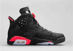 Air Jordan Retro 6 Infrared Black