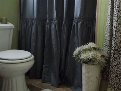 The + Best Gray Shower Curtains Ideas On Pinterest