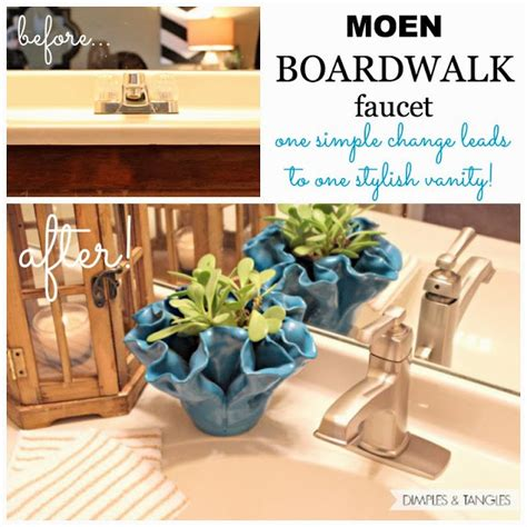 moen boardwalk faucet manual dimples and tangles moen boardwalk faucet