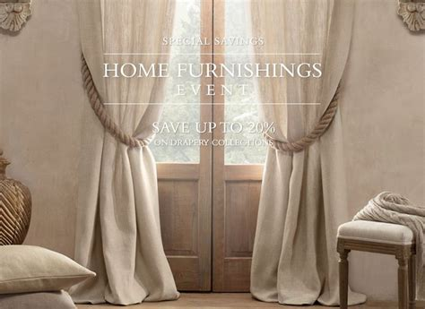 restoration hardware curtains decorate