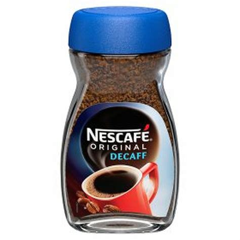 Serious coffee drinkers in australia do not search by brand, they search by cafe rating. Nescafe Original Decaffienated Coffee 100G - Caletoni - International Grocer