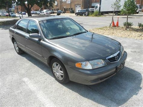 automobile air conditioning service 1991 mazda 626 transmission control find used 2001 mazda 626 gas efficient 4 cyl auto transmission in beltsville maryland united