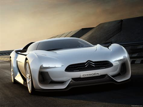 Citroen Gt Concept Picture 58638 Citroen Photo Gallery