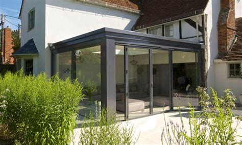 modern lean to conservatories search conservatory pinterest flat roof and extensions
