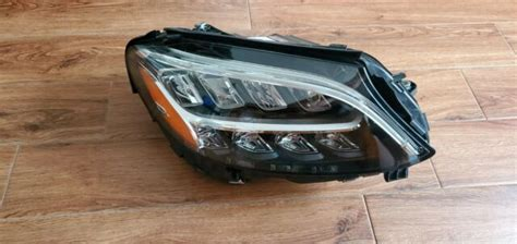 Shop by placement on vehicle for front, rear, left & more to find exactly what you need. 2019 2020 Mercedes C300 C43 C63 LED Headlight RH Right Passenger Side OEM | eBay