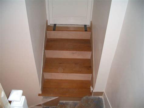 theron menuiserie habillage d escalier beton