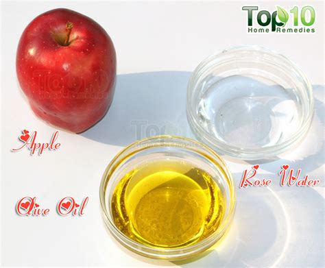 Diy Homemade Night Cream Made From Apple  Top 10 Home