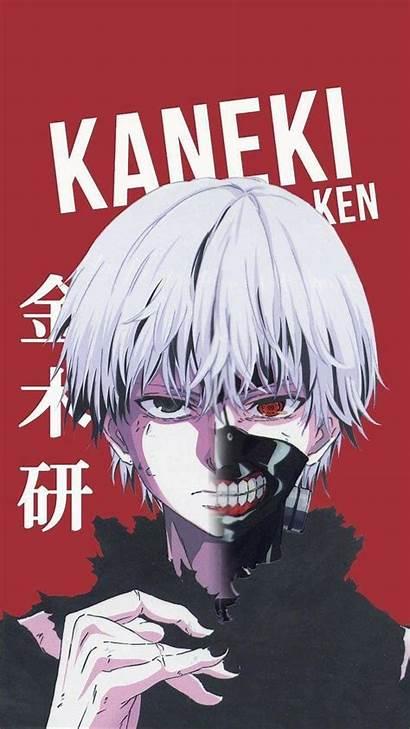 Kaneki Ken Anime Ghoul Tokyo Korigengi Manga
