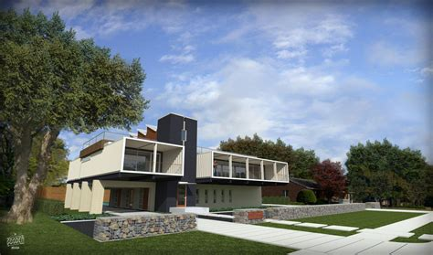 gallery  pv house  gooden design