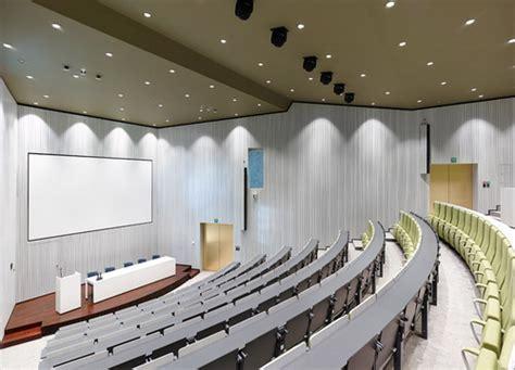 kortrijk auditorium desain auditorium karya dehullu