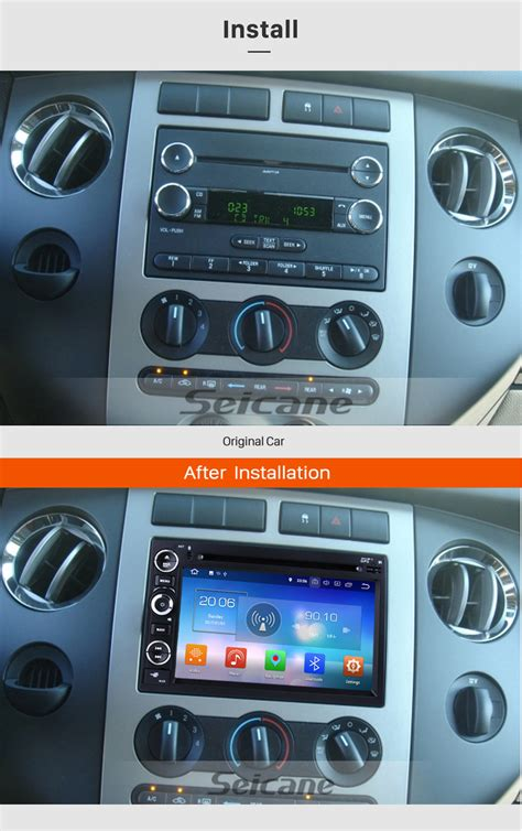 transmission control 2009 ford expedition navigation system 2006 2009 ford expedition android 8 0 radio gps navigation system dvd player hd 1024 600 touch