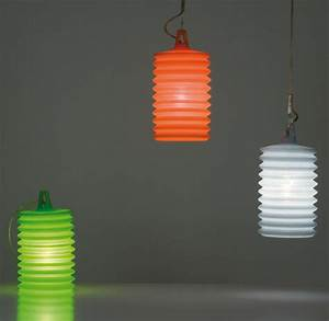 Lampe De Table Exterieur : lampe de table lampion poser ou suspendre pour l ~ Teatrodelosmanantiales.com Idées de Décoration