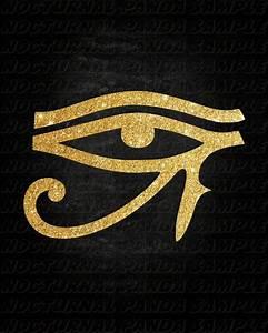 Egyptian Egyptian Art Eye of Horus Egyptian by ...