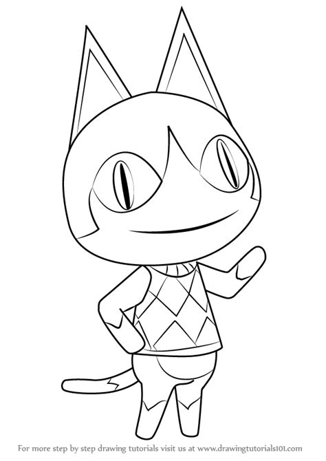 step  step   draw rover  animal crossing