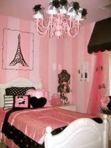 teens room purple and grey paris themed teen bedroom