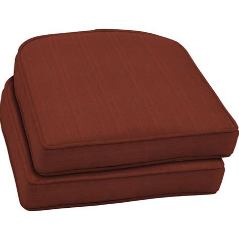 better homes and gardens wicker patio cushions better homes and gardens outdoor wicker seat cushions
