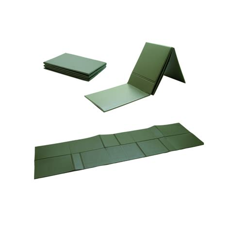 Tapis De Sol Militaire tapis de sol militaire pliable type bw