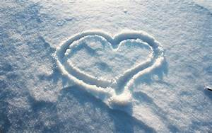 Free-HD-Snow-Heart-Backgrounds : Med e-News