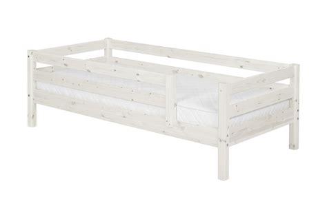 Flexa Bett Flexa Classic Breite 100 Cm Höhe 67 Cm Weiß