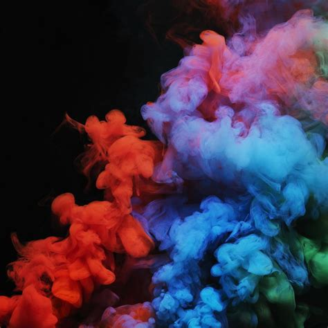 color smoke bomb 4th of july science projects