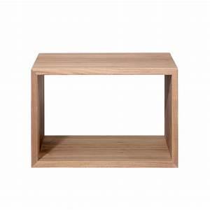 TABLE DE CHEVET D39APPOINT CUBE