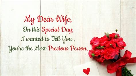 romantic wedding anniversary wishes messages  wife