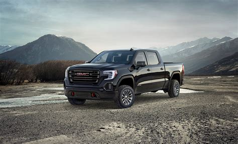 2019 Gmc Sierra At4 Tries To Elevate Off-roading