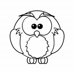 Owl Clipart Black And White - ClipArt Best