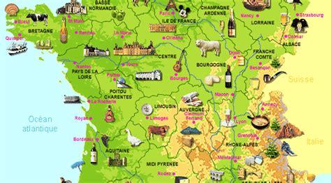 Carte Touristique Du Centre De La by Vacances Tourisme Arts Et Voyages